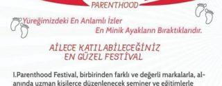 Parenthood Festival afiş
