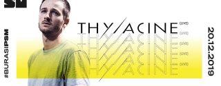 Thylacine Konseri afiş