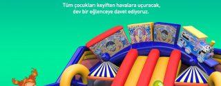Dev Oyuncaklar Maltepe Park'ta! afiş