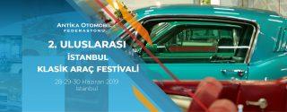 Klasik Araç Festivali afiş