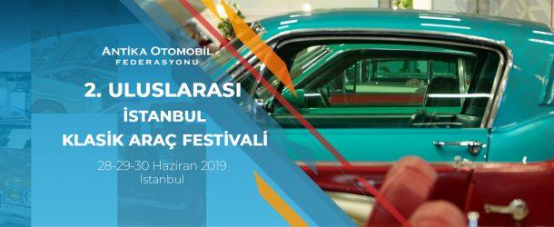 Klasik Araç Festivali