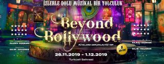 Beyond Bollywood afiş