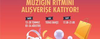 DJ Performans Maltepe Piazza'da! afiş