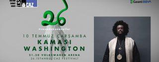 Kamasi Washington Konseri afiş