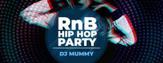 RnB Hip Hop Party afiş