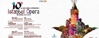 Troya – 10.Uluslararası İstanbul Opera Festivali afiş