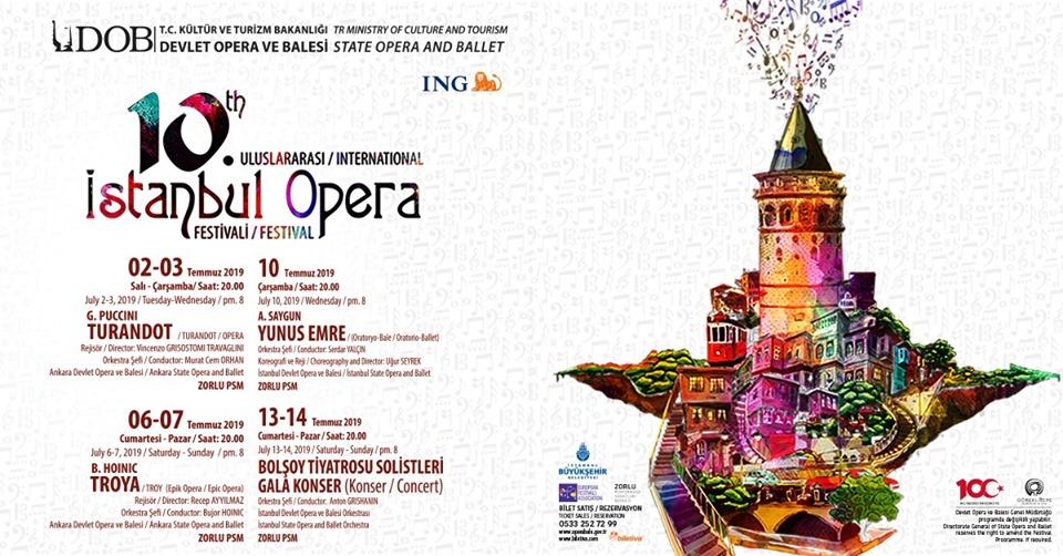 Troya – 10.Uluslararası İstanbul Opera Festivali