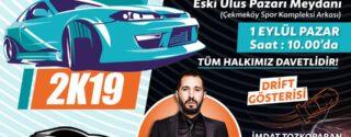 Çekmeköy Car Fest afiş