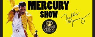 The Freddie Mercury Show afiş