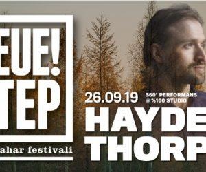 Neve Step Hayden Thorpe