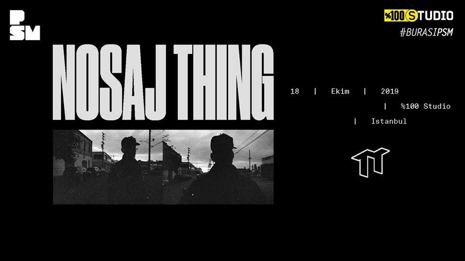 Nosaj Thing