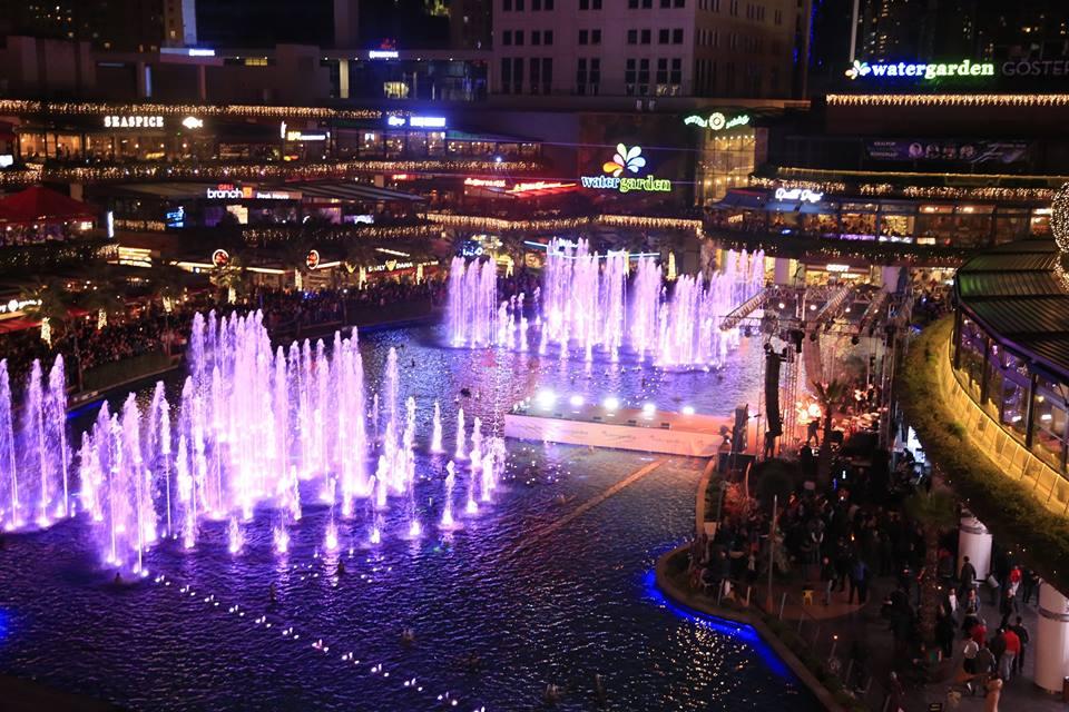 Watergarden İstanbul afi�