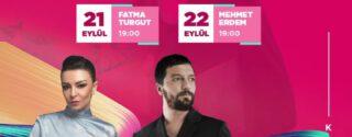 Özdilek AVM Mehmet Erdem – Fatma Turgut Konseri Ücretsiz afiş