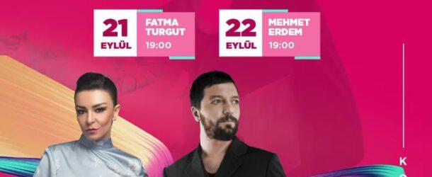 Özdilek AVM Mehmet Erdem – Fatma Turgut Konseri Ücretsiz