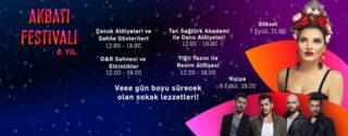 Akbatı AVM Festivali afiş