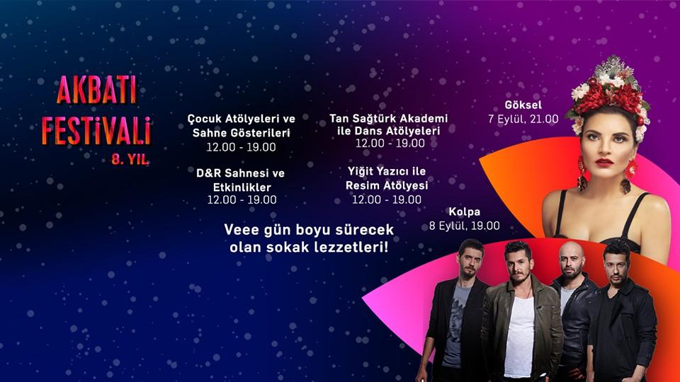 Akbatı AVM Festivali