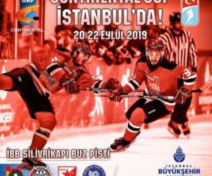 Continental Cup İstanbul'da!