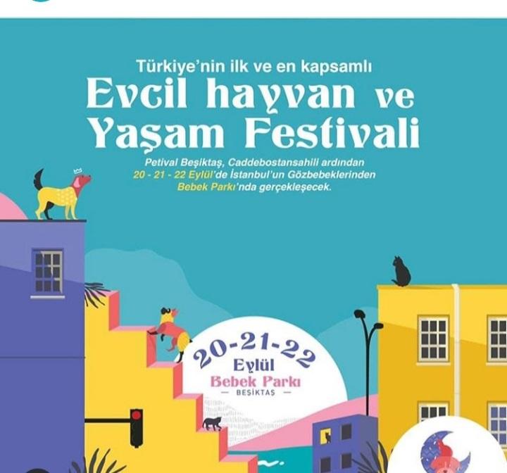 Evcil Hayvan ve Yaşam Festivali Petival