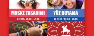 Torium Anadolu Ateşi Sanat Atölyeleri afiş