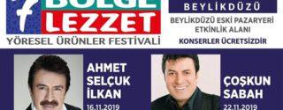 Hatay'dan Trabzon'a -Edirne'den Kars'a 7 Bölge 7 Lezzet afiş