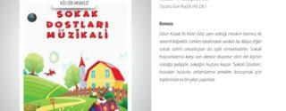 Sokak Dostları Müzikali Çocuk Tiyatrosu afiş