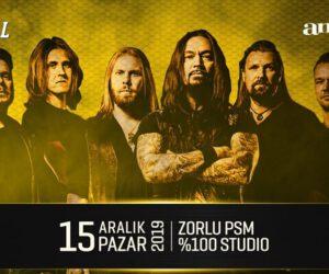 Amorphis Konseri