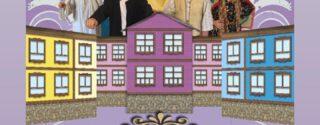 Kiralık Konak Tiyatro afiş