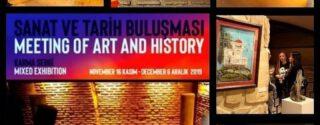 Sanat ve Tarih Buluşması afiş
