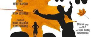 Yalancının Resmi Tiyatro afiş