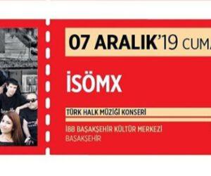 İSÖMX Konseri