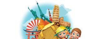 Çocuklar Tepe Nautilus'ta Dünyayı Gezecek afiş