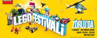 Lego Festivali afiş