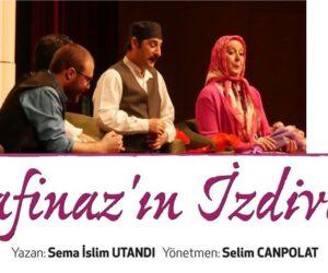 Safinaz'ın İzdivacı Tiyatro Ücretsiz