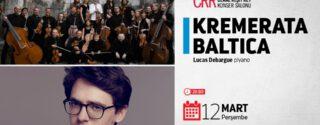 Kremerata Baltica Konseri afiş