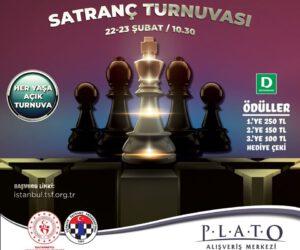 Plato AVM Satranç Turnuvası