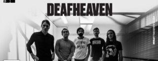 Deafheaven Konseri afiş