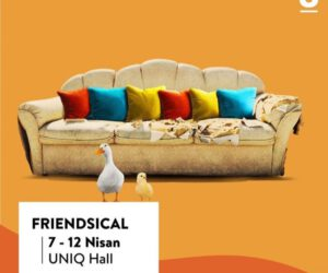 Friendsical-Friends Parodi Müzikali