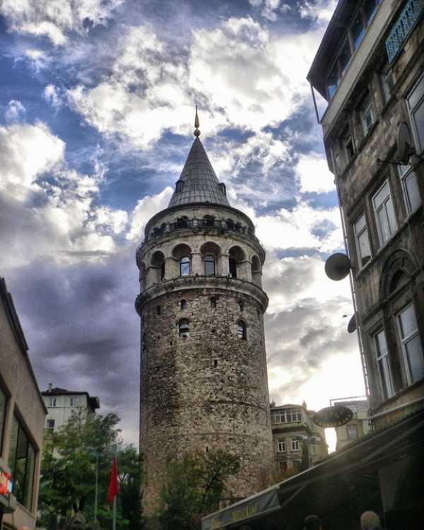 Galata Kulesi afiş
