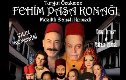 Fehim Paşa Konağı Tiyatro Oyunu Ücretsiz
