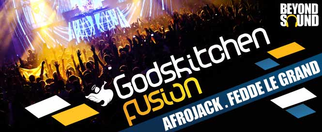 Godskitchen Fusion: Afrojack & Fedde Le Grand