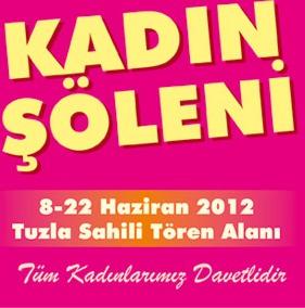 Sevcan Orhan- Şebnem Kısaparmak Konseri(Kadın Şöleni) afiş