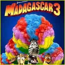 Madagaskar 3 Sinema Ücretsiz