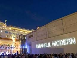 İstanbul Modern afi�
