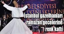Ücretsiz İstanbul Gazelhanları afiş
