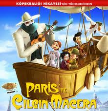 Ücretsiz Sinema Paris'te Çılgın Macera