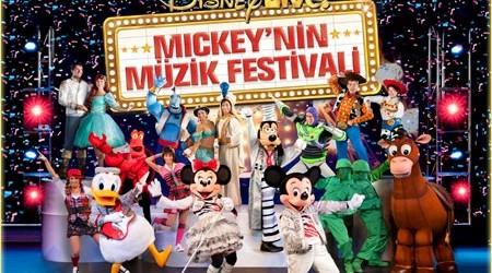 Disney Live! Mickey'nin Müzik Festivali