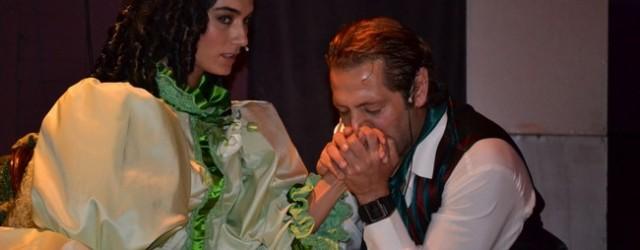 Kamelyalı Kadın Tiyatro Oyunu