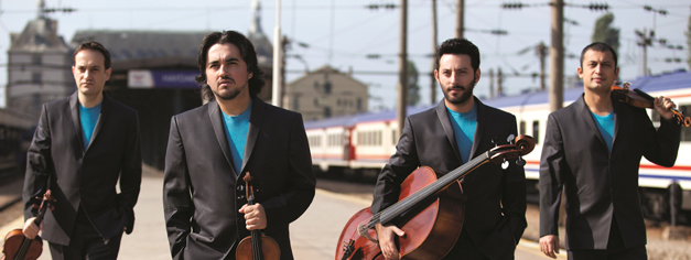 Borusan Quartet Konseri