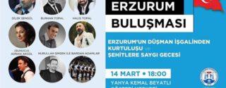 4.Büyük Erzurum Buluşması afiş