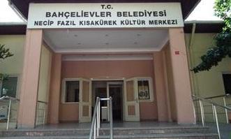 Necip Fazıl Kısakürek Kültür Merkezi afi�